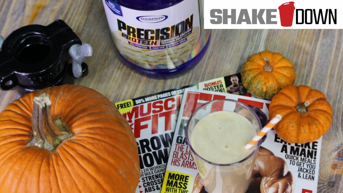 FLEX Shakedown: Pumpkin Pie Smash