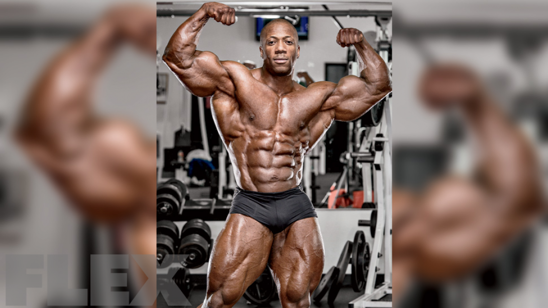 Shawn Rhoden Signs with AMI/Weider