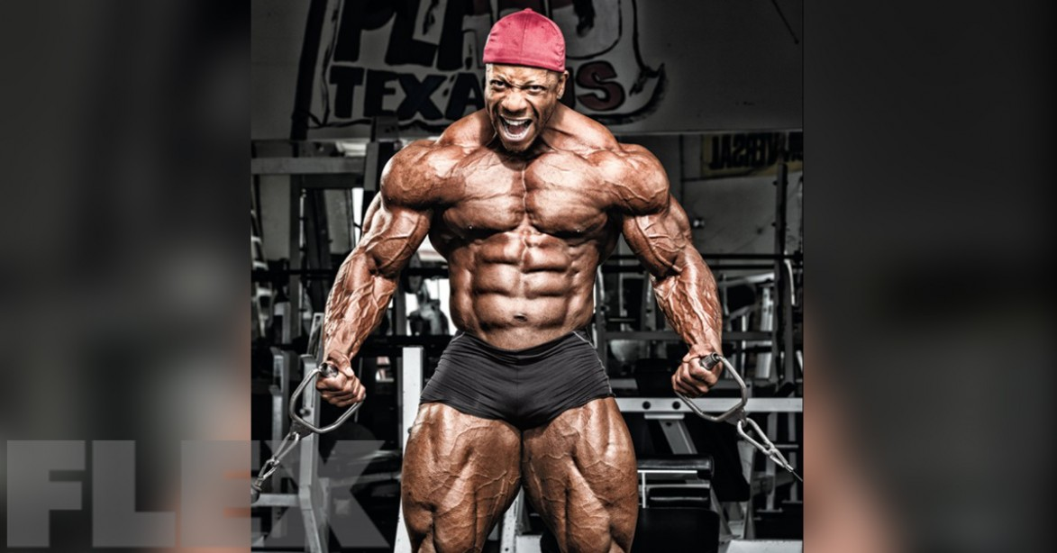 "Prosupps and IFBB Bodybuilder Shawn ""Flexatron"" Rhoden Ink Industry-Changing Multi-Year Contract"