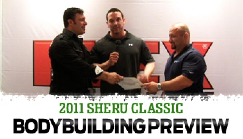 SHERU CLASSIC: BODYBUILDING PREVIEW