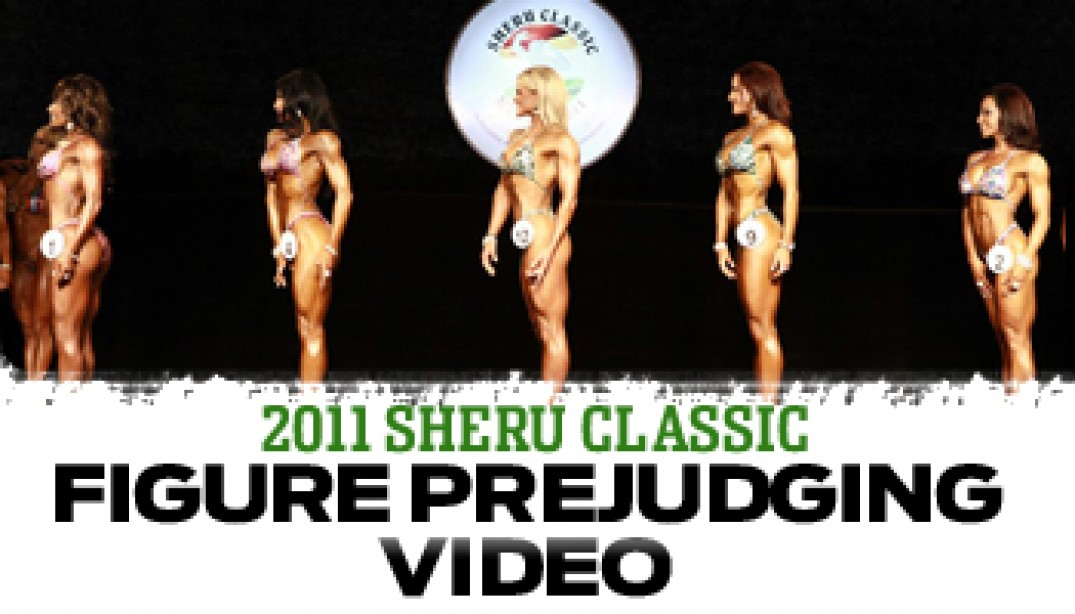 SHERU CLASSIC: FIGURE PREJUDGING VIDEO