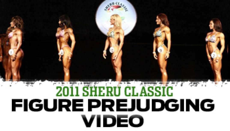 SHERU CLASSIC: FIGURE PREJUDGING VIDEO