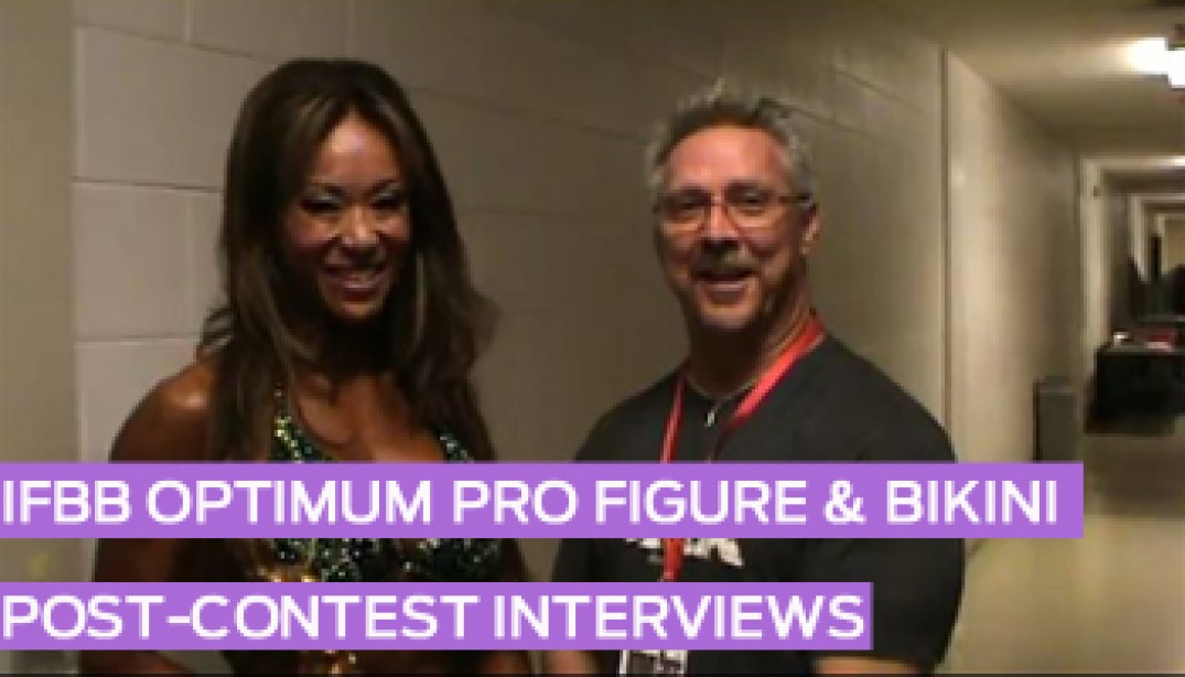 Post-Contest Interviews from Shreveport!