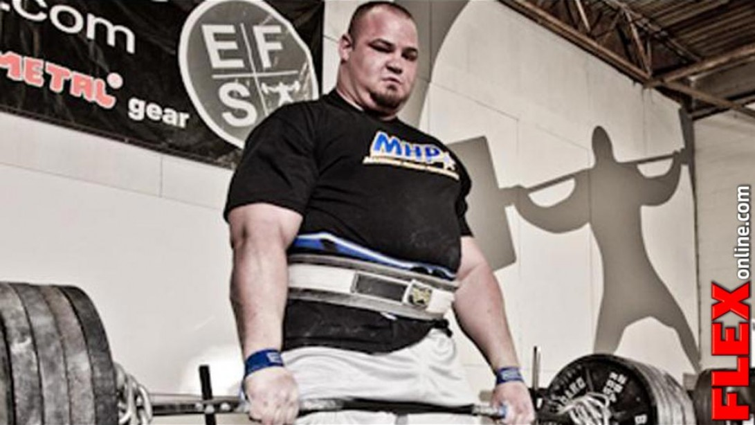 Brian Shaw Wins 2013 World's Strongest Man