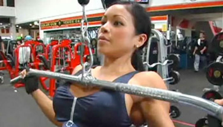 VIDEO: SONIA GONZALES PREPS FOR THE BIKINI O