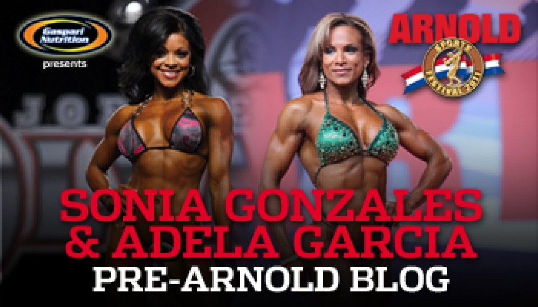ARNOLD BLOGS: SONIA & ADELA