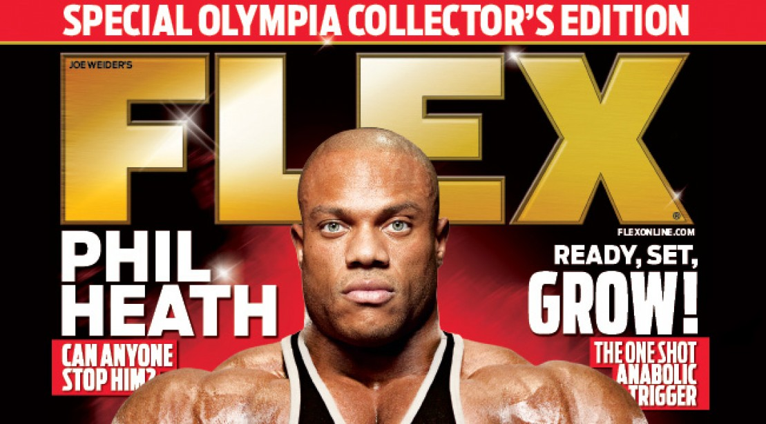 Flex Magazine Sep 2012 Issue Preview