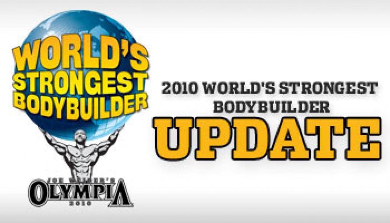 2010 OLYMPIA WSB NOW A 2 DAY SHOWDOWN!