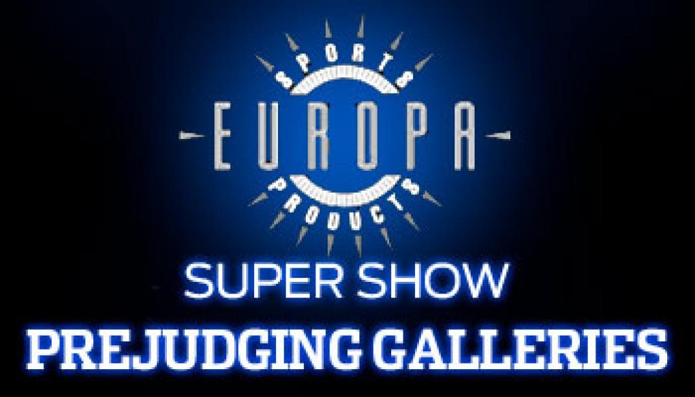 2010 IFBB EUROPA SUPER SHOW PREJUDGING GALLERIES