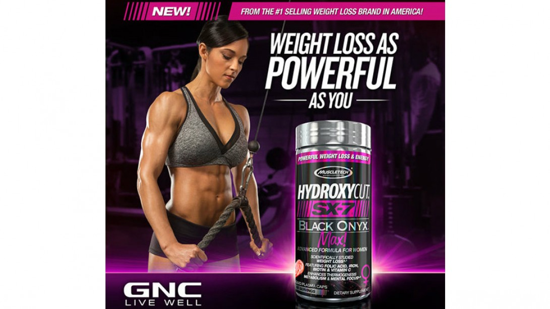 Supp of the Week: Hydroxycut SX7 Black Onyx Max