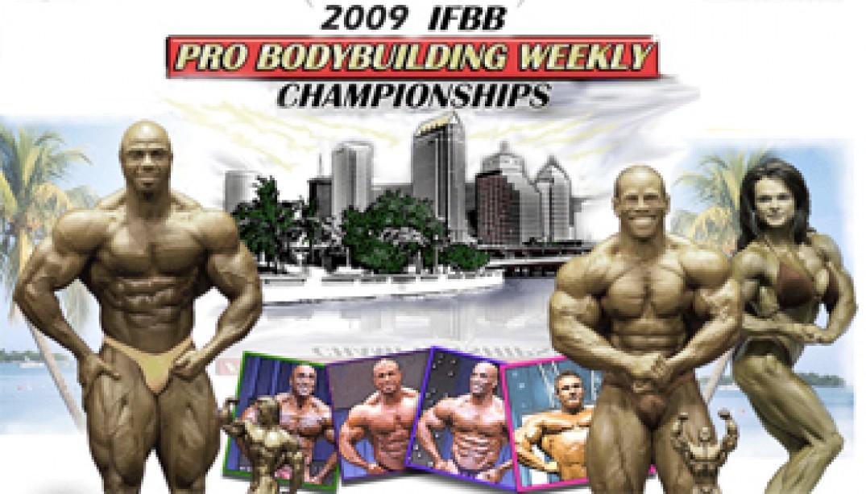 2009 IFBB TAMPA PRO