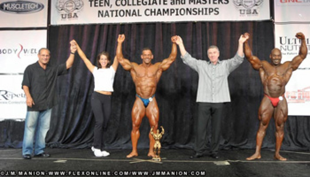 2008 NPC TEEN, COLLEGIATE & MASTERS RESULTS