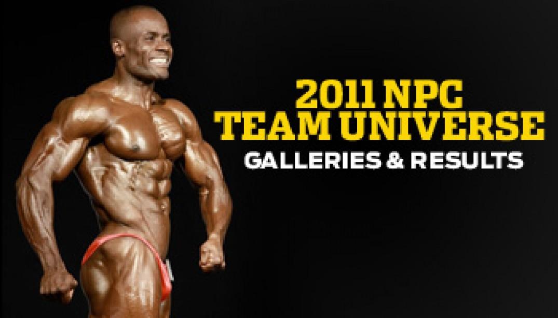 2011 NPC Team Universe Galleries & Results