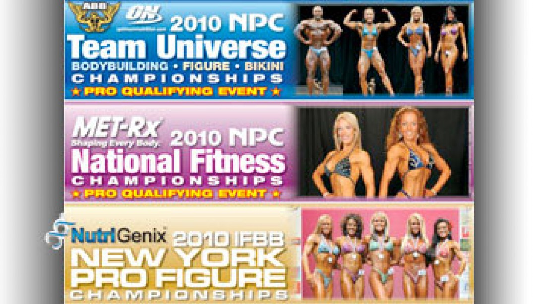THREE CONTESTS IN NJ THIS WEEKEND!