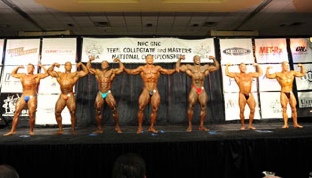 2011 NPC Teen, Collegiate, & Masters Nationals