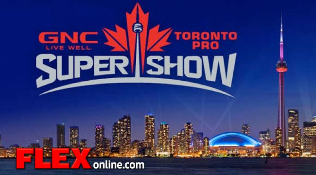 Get Your Tickets for the Toronto Pro!