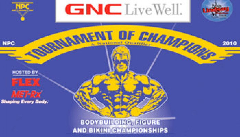 PREVIEW: 2010 IFBB & NPC TOURNAMENT OF CHAMPIONS