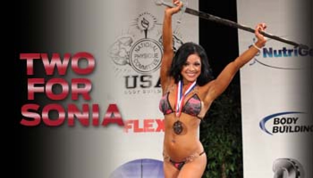2010 MUSCLE CONTEST PRO BIKINI FINAL RESULTS