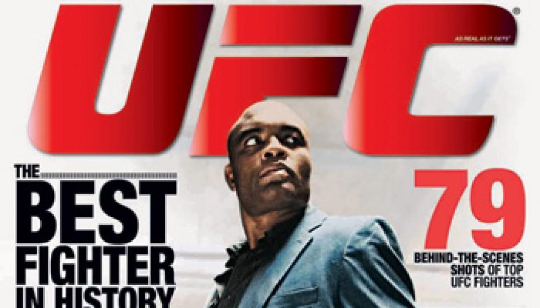 UFC MAGAZINE: THE SPIDER SPEAKS