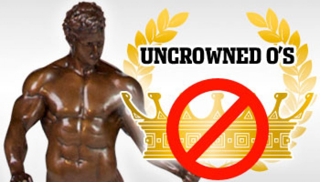 POLL: UNCROWNED O'S