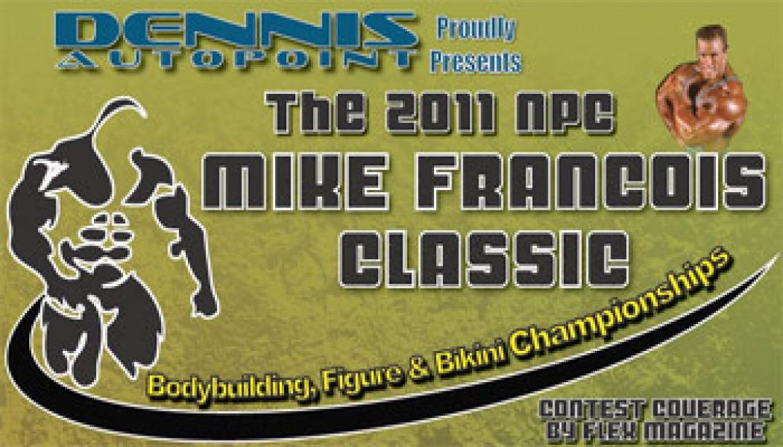THE 2011 NPC MIKE FRANCOIS CLASSIC