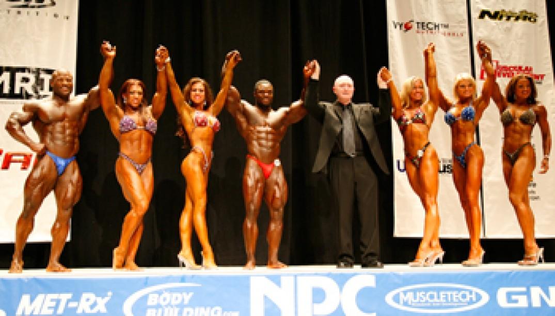2008 NPC USA FINALS