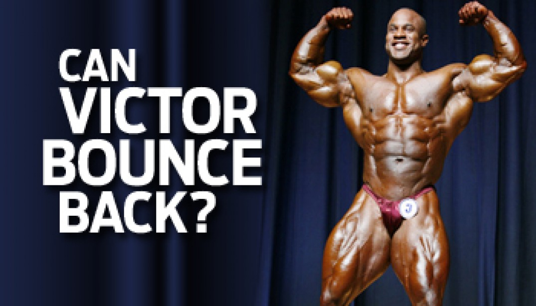 2009 OLYMPIA: CAN MARTINEZ BOUNCE BACK?