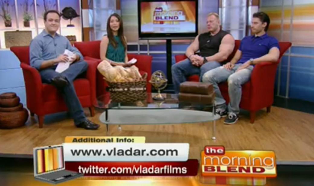 Generation Iron Interviews on Las Vegas Morning Show