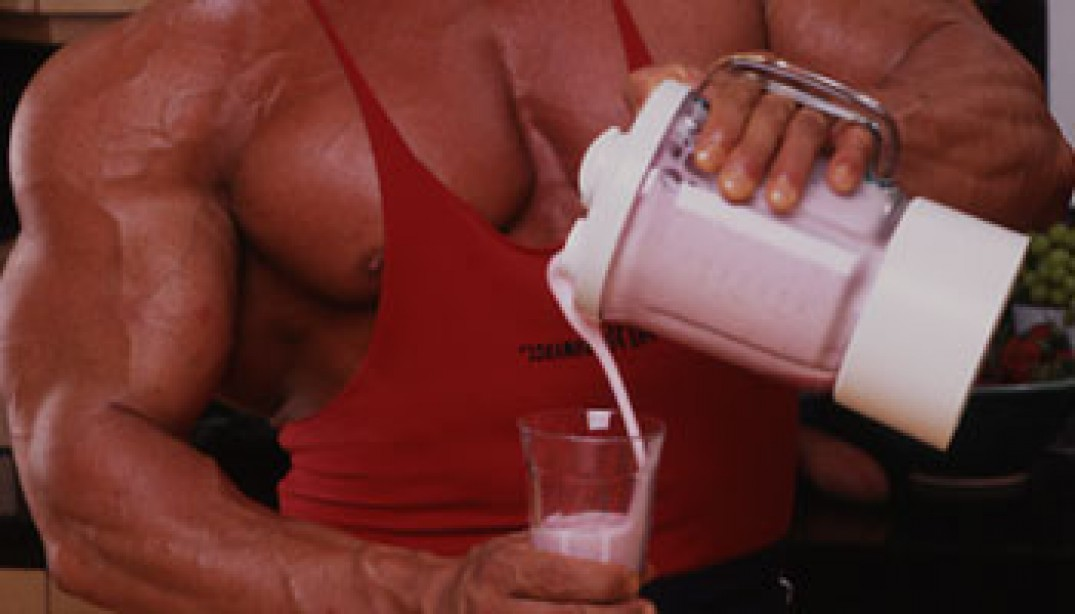 WHEY MORE