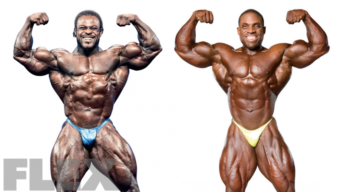 Virtual Posedown: Anthony vs. Bonac
