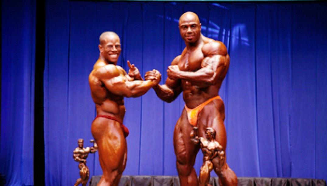2008 TAMPA PRO BODYBUILDING WEEKLY FINALS REPORT
