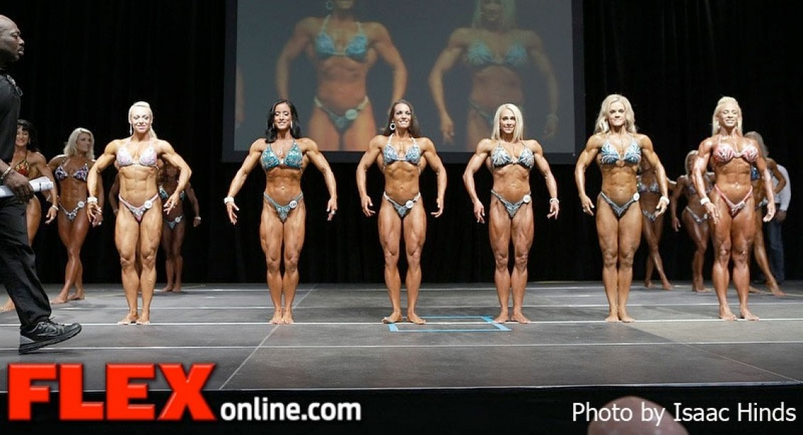Women Physique Photos, Comparisons and Awards