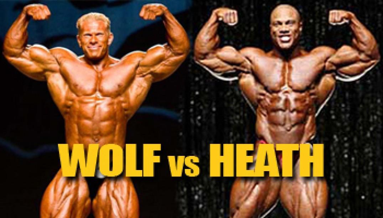 OLYMPIA DREAM MATCHUP: HEATH VS WOLF