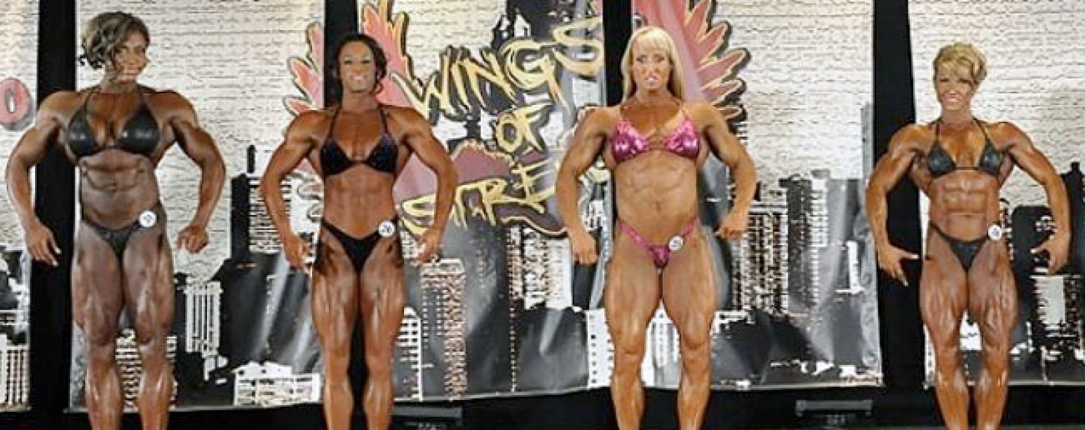 2013 IFBB Chicago Pro Women Bodybuilding