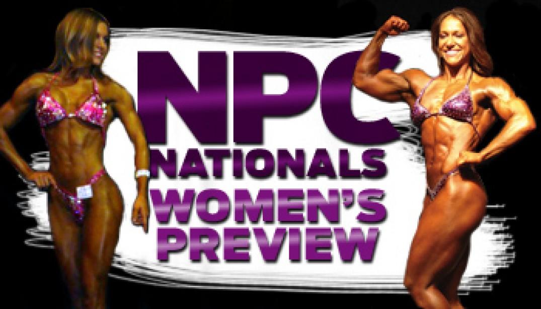 2009 NPC NATIONALS: THE WOMEN