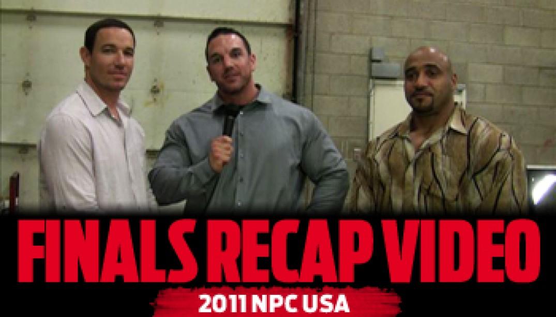 USA FINALS RECAP VIDEO!