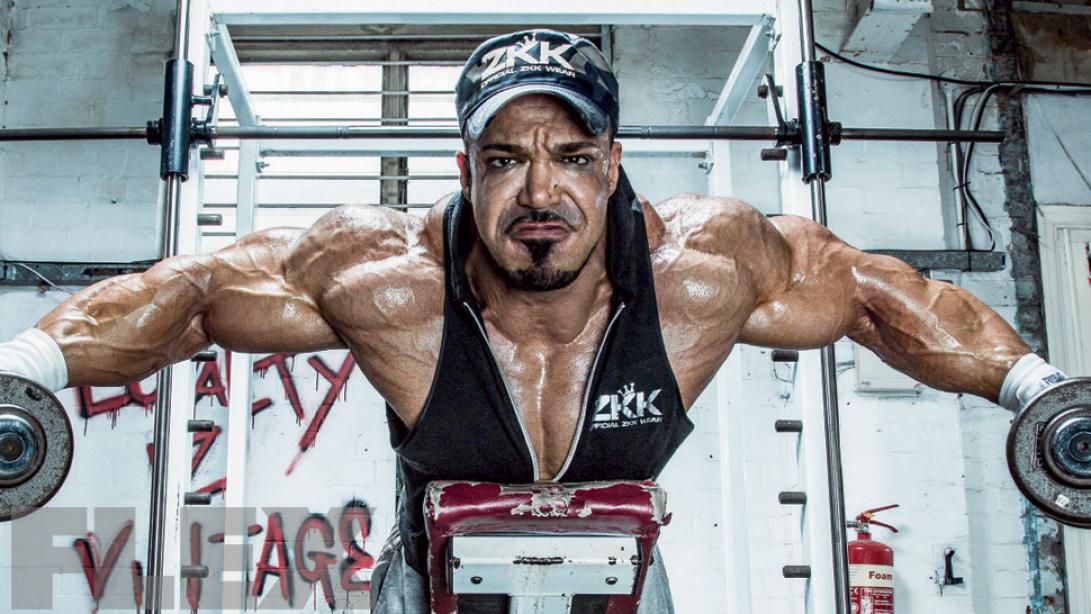 Hulking Workout: Zack Khan