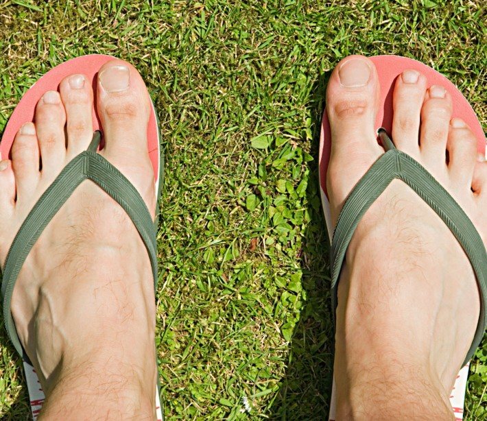 We Asked 100 Women: Do You Like When Guys Wear Flip Flops?