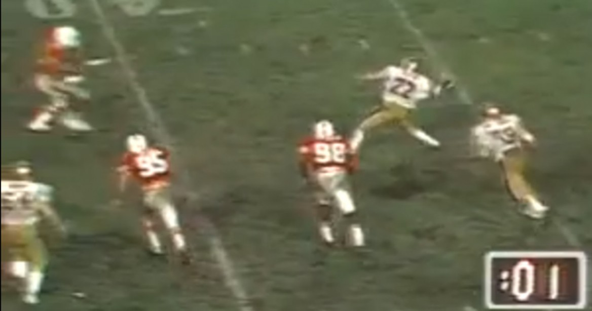 Today in Fit History: Doug Flutie's Hail Mary Against Miami