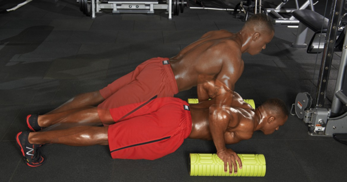 Turn a Foam Roller Into More Than Just a Recovery Tool
