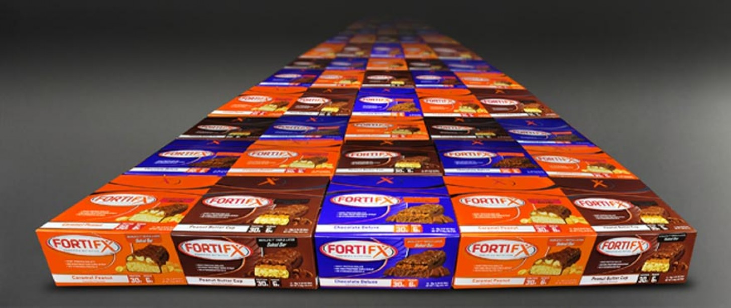 Win a Year's Supply of FortiFX Bars