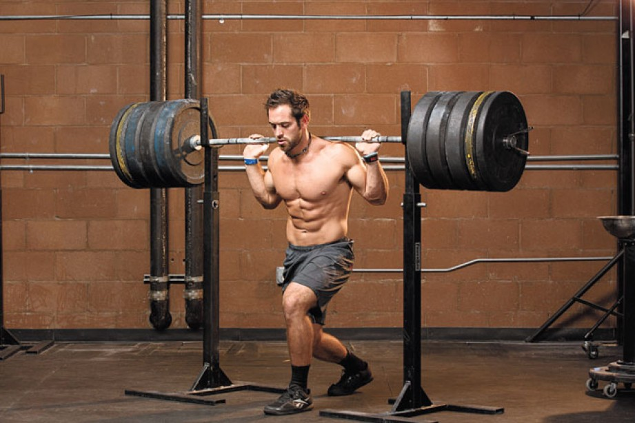be139d79594 Athlete Celebrity Workouts. M F s Live Chat With CrossFit Games Champ Rich  Froning