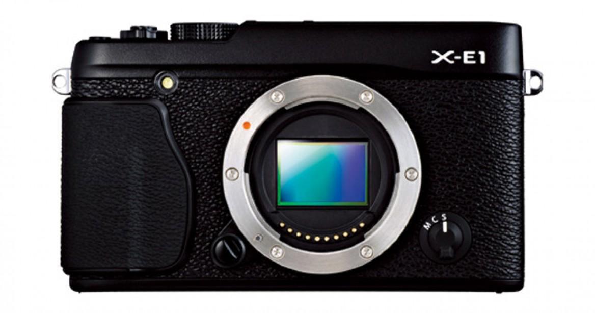 M&F's 12-Day Gift Guide: Fujifilm X-E1