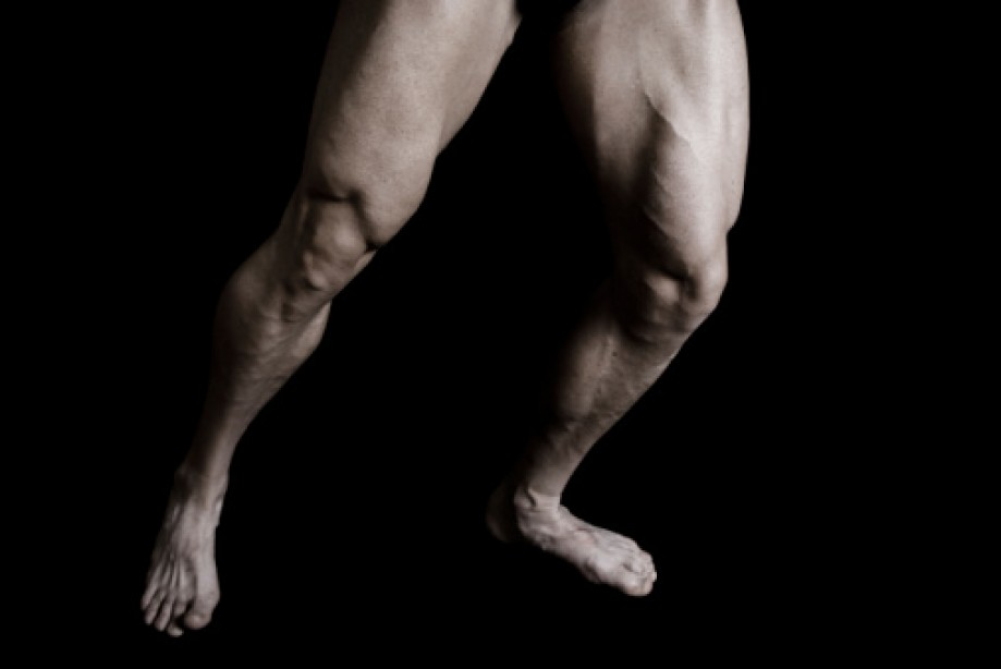 Train Like A Pro to Strengthen Your Legs