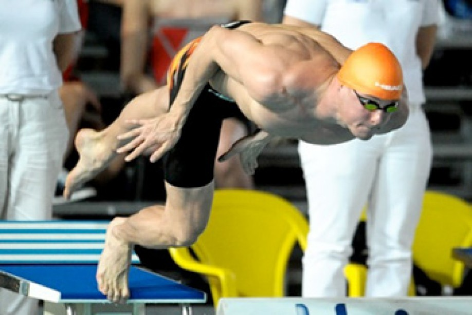 Olympic Swimmer George Bovell is Ready to Answer London's Call