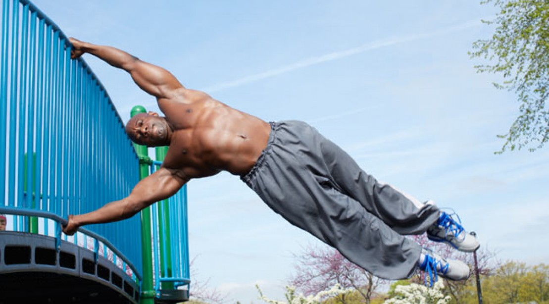 Get Out!: The M&F Outdoor Workout