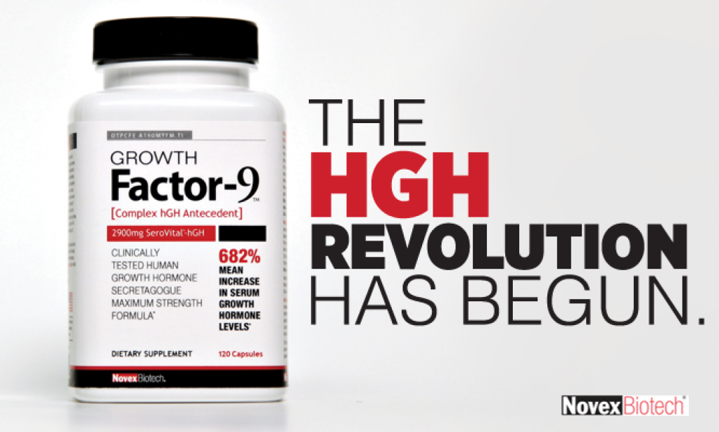 Featured Supplement: Novex Biotech's Growth Factor-9