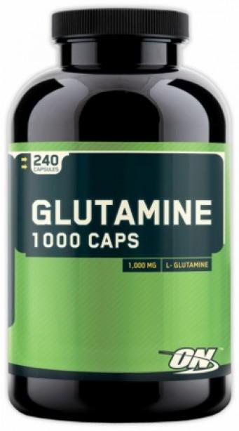 Glutamine 1000 Caps (Optimum)
