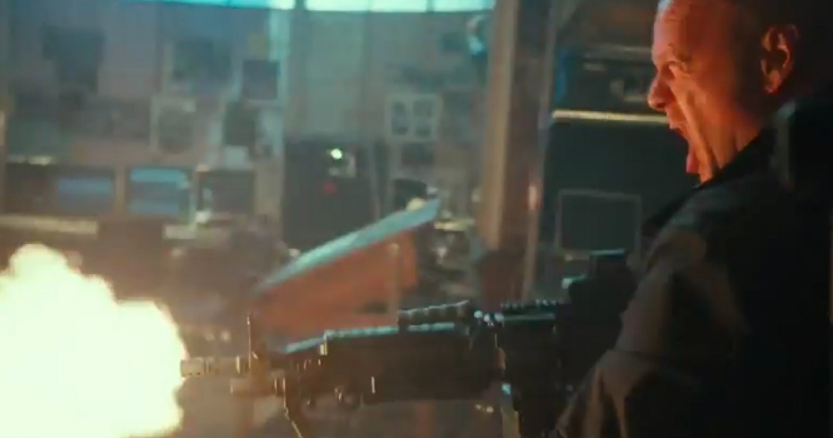 Bruce Willis is Back in 'A Good Day to Die Hard'