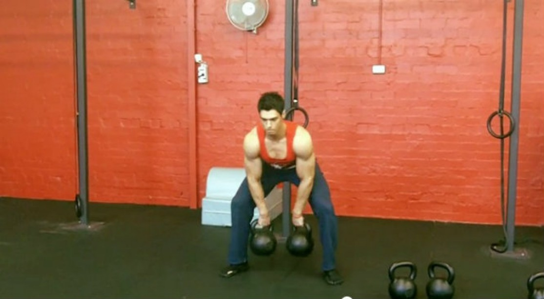 15-Minute Muscle Mass Routine [VIDEO]